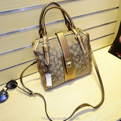 Design four season Latest luxury lady briefcase,wholesale handbag china, custom design shoulder bag