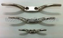 Stainless steel yacht fittings rope cleat