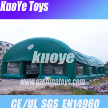 large inflatable gaint tent marquee for event