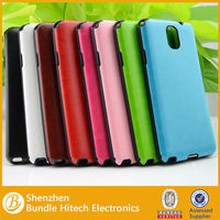 for samsung galaxy note 3 N9000 colorful soft mobile phone covers