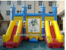 inflatable jumping castles with prices, inflatable moonwalks, multiple use Inflatable Combo