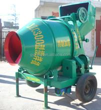 2014 Hongying JZC300 self load concrete mixer truck for sale