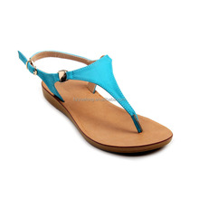 2016 Woman Sandals Flat Heel Summer Sandal Platform Soft no heel sandals