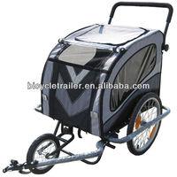 pet bicycle trailer dog bike trailer