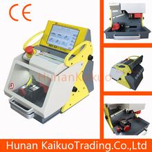Best Locksmith Tools! Key duplicate machine! Fully Automatic Key cutting machine SEC-E9 Multi-language With CE Certificate