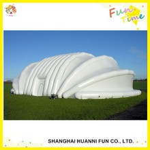 Attractive Inflatable tent with rooms for wedding decoration / events / trade show