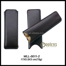 Popular to Leather Pocket Holder Cigar/Cigarette Covers Cases