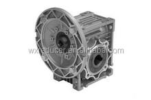 Low Speed Washing Machine Gearbox Price NMRV 075 Worm Gearbox