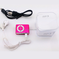 factory price mini clip mp3 player manual