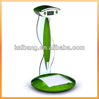 Blacklit LCD clock with magnet VGW -2721 Desktop digital