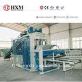 hqty serie de bloques de concreto que hace la máquina con el japón plc para hacer el material del bloque