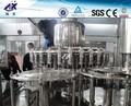 Automático de agua/jugo/bebida suave línea de embotellado/equipo