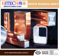 China CuDHP Copper mould tube manufacturer for CONCAST