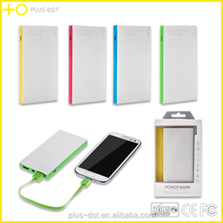 hot new products for 2015 power bank for Iphone 6