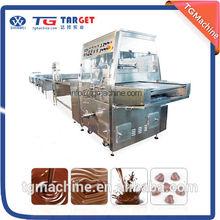 Bajo costo caliente venta pequeño máquina de chocolate con alta capacidad
