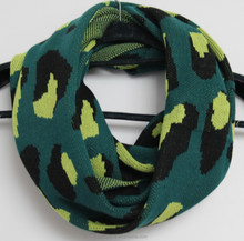 2015 unisex muffler winter camouflage knitted scarf
