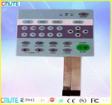 Multi-layers & Keys 12mm Push button Membrane Switch