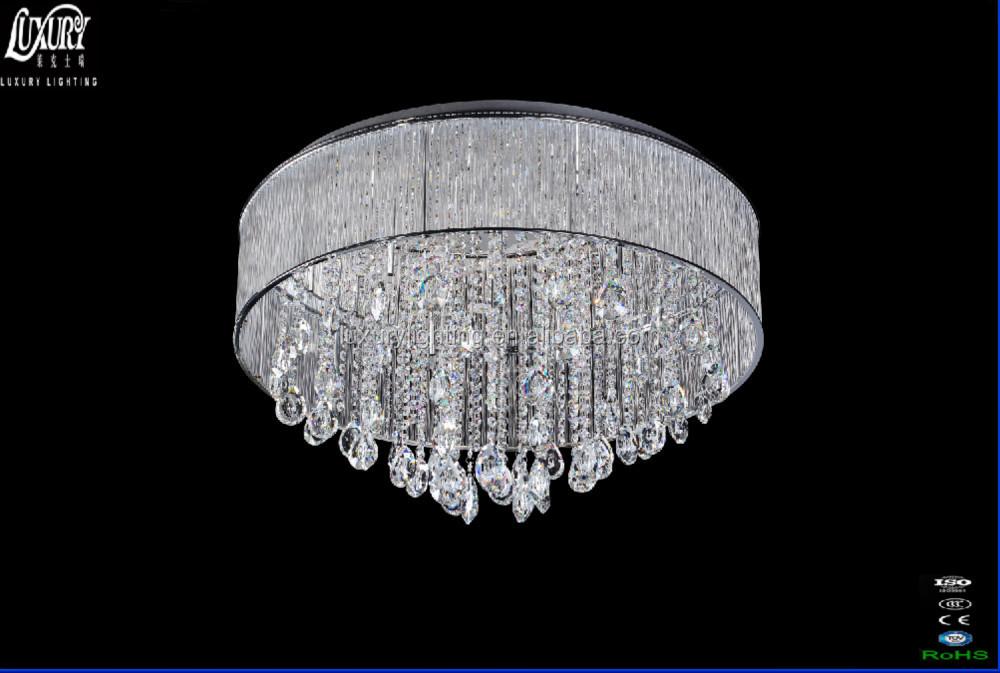 Deckenleuchte Schlafzimmer Led : Runden dekorative kristall ...
