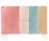 Clear tpu gel soft case skin cover for iPad mini 4, Transparent tpu cover for ipad mini 4