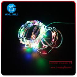 starry white string light Copper Silver Wire Mini LED Starry String Light