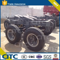 CITC 2 axle remolque tow dolly for sale