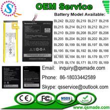 Genuine Mobile Phone Battery For Lenovo Celular Cellphone Li-ion Baterai Batterie Accumulator Bateria
