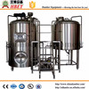 CE standard 5BBL industrial beer brewing equipment
