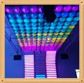 wandabdeckplatte dekoration führte disco blase panel für party
