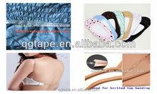 Shanghai QG transparent bra strap bra for party dress