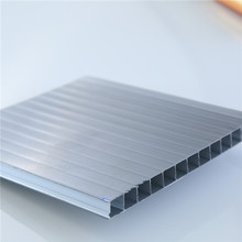 sound insulation polycarbonate material used solar panel plastic sheet
