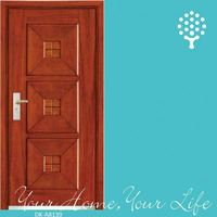 DOOR FACTORY BEST SELLING plastic door slat