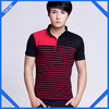 men 100% cotton cool dry polo shirts with your design