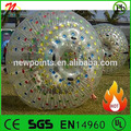 fuerte material de pvc inflable gigante del cuerpo parachoques inflable bola bola
