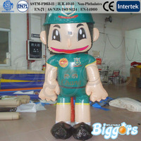 Inflatable Cartoon Character Model Inflatable Shape for Exhibition