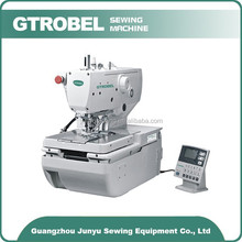 Bottom price Small MOQ Flat-bed coverstitch Eyelet Button Holer sewing machines south africa for different buttonhole shape