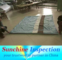 Fast and most reliable comforter quality control service with drop shipping service
