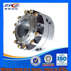 Made In China ISO/TS16949 Certified Differential Housing For Various Trucks