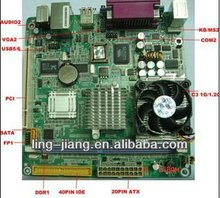 industrial grade motherboard PCM5-CLE266, intel C3(1~1.2G) CPU / 1 G DDR1 / 16G SSD