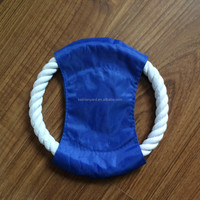 Hot Sale China Factory Direct nylon frisbees for dog