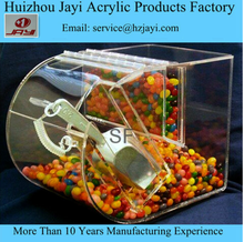 atacado caixa distribuidora de doces acrílico