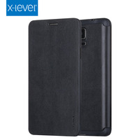 Wholesales Black Leather Cell Phone Cases For Samsung Galaxy Note 4 Leather Case