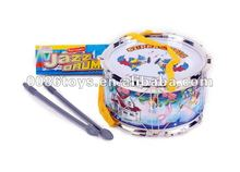 Funny colorful kid jazz drum toy