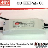 Meanwell PLN-45-15 45.6W 15V 120ma constant current led driver