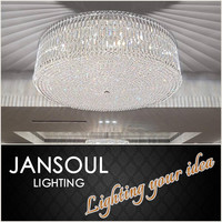 china antiuqe factory-outlet crystal glass chandelier interior art deco light fixtures of ceiling