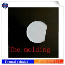 Two-component silicone pouring sealant Compound A and B per weight rate