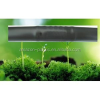 25mm plastic PE material farm drip irrigation pipe price