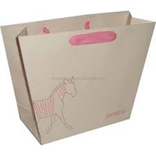 Creative HobbiesSmall Paper Gift Handle Bags Appro Shopper Wedding Wholesale Lot