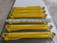 excavator hydraulic arm, long boom cylinder
