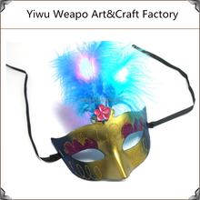 2015 New Arrival High Quality Cosplay Mask Women Decoration Sexy Carnival Led Mask