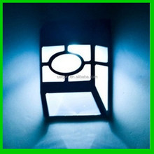 outdoor wall mount led light , wall washer light , wall light with on off switch